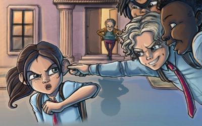 Jak pomóc prześladowanym w szkole dzieciom?